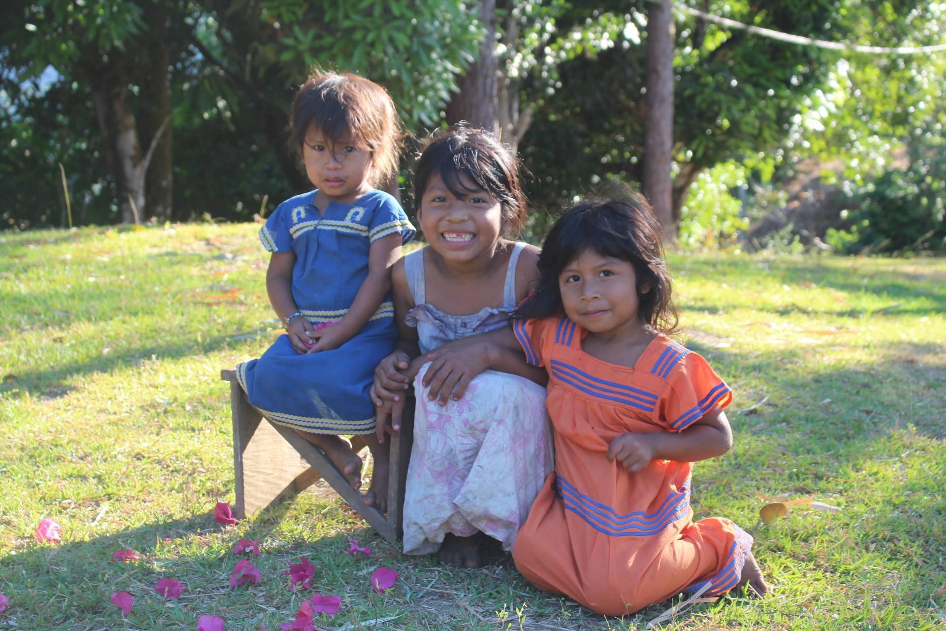 Ganzheitliche Förderung für die indigene Bevölkerung